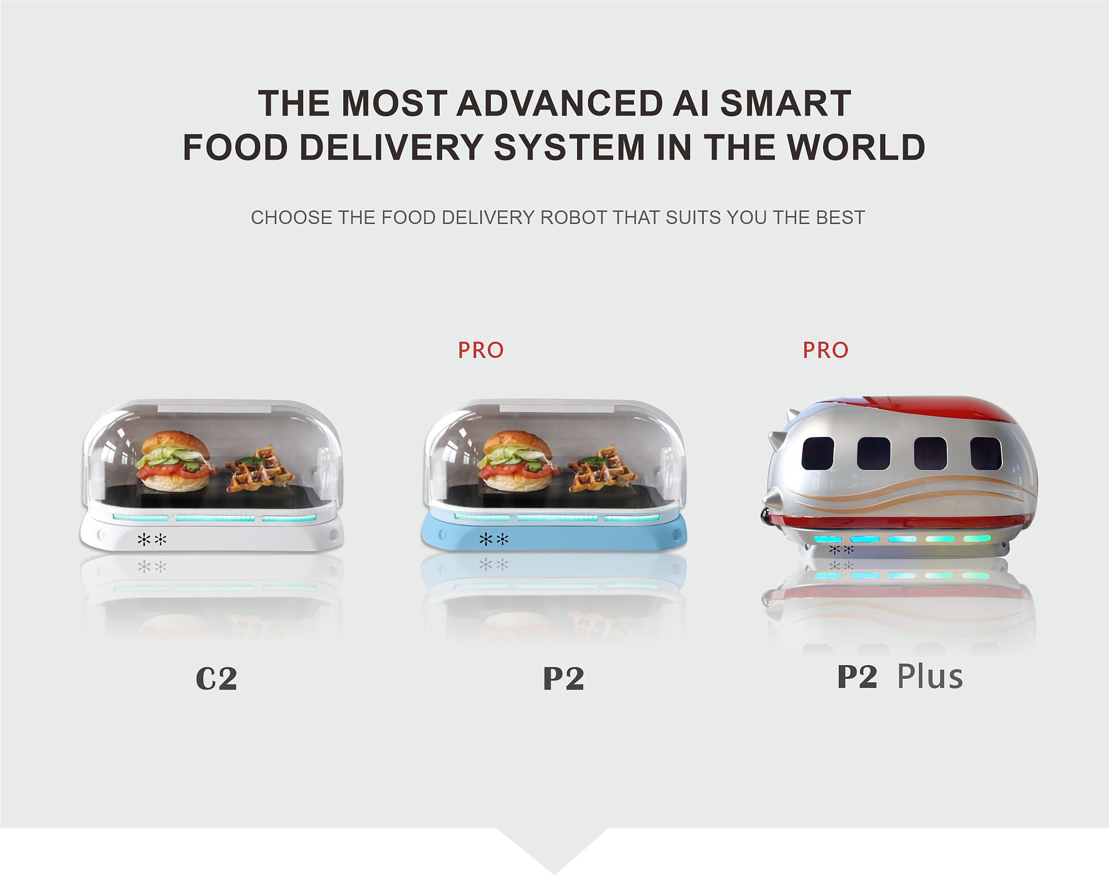 軌道送餐機器人 food delivery robot